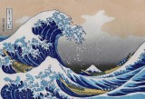 1829–1832 - The Great Wave off Kanagawa