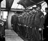 1898 - U.S. marines aboard ship