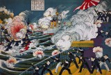 1904-5 - War with Russia - Starts with a sneak attack on the Russian fleet
