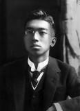 16 June 1921 - Prince Hirohito, future Emperor