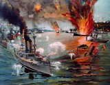 May 1, 1898 - Battle of Manila Bay