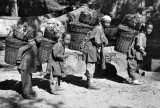 c. 1918 - Carrying baskets