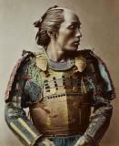 1800's - Samurai in armor