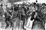 1898 - California volunteers saying goodbye