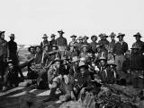 Black troop on San Juan Hill