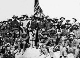 July 1, 1898 - Colonel Roosevelt and his Rough Riders