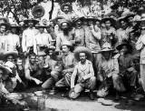 1898 - Spanish soldiers taken prisoner