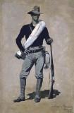 1897-1901 - U.S. soldier in uniform