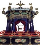 1917 - Takamikura used for the enthronement of the emperor