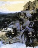 1898 - Field hospital, San Juan Hill