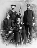 1898 - Naval officers