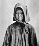 c. 1872 - Peasant girl