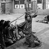 c. 1900 -  Boxer awaiting execution