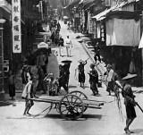 1895 - A street in Beijing