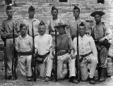 c. 1901 - British soldiers in Beijing