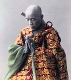 1880's - Buddhist priest