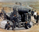 1904-5 - War with Russia - Siege gun