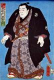 1860 - Sumo wrestler