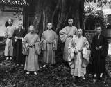 c. 1885 - Buddhist Monks