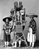 1890 - Three Buddhist priests