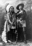 Sitting Bull + Bill