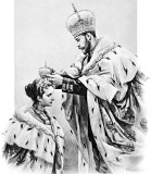 14 May 1896 - Nicholas crowns Alexandra