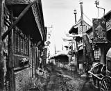 c. 1879 - Street in Beijing