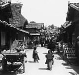 c. 1897 - Rural town road