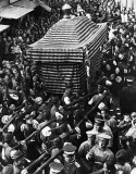 1908 - Funeral procession for Cixi