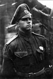 1917 - White Russian officer