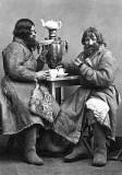 c. 1871 - Keeping warm