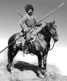 1890's - Siberian Cossack
