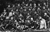 1898 - Regimental Officers of the Imperial Army