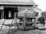 c. 1878 - Bridal sedan chair