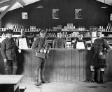 1914 - British canteen