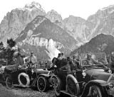 1915 - Italian generals on the move