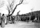 Execution of a Japanese spy