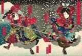 1830's - Kabuki actors