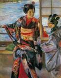 1893 - A Maiko Girl