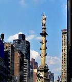 Christopher Columbus, Columbus Circle