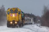 Polar Bear Express arriving February 7 2014