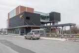 New Cobourg VIA rail station