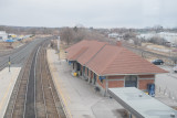 Old station in Cobourg Ontario.