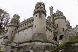 Visite des châteaux de Pierrefonds et de Compiègne (département de l'Oise)
