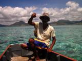 Ile Maurice - Pêche avec un pêcheur traditionnel