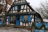 La région de Colmar au moment des fêtes de la Saint-Sylvestre