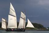 Semaine du Golfe 2015 - Rassemblement de bateaux de caractère - Old boats regattas in Brittany