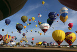 Lorraine Mondial Air Ballons 2015 - International hot air balloons meeting