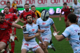 2016 European rugby championship - Racing 92 vs Scarlets au stade Yves du Manoir