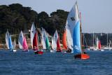 Festival de la Voile de l'Ile aux Moines 2016 dans le golfe du Morbihan